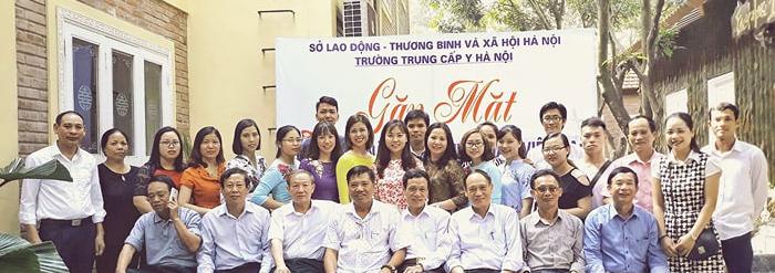 Gặp mặt, kỷ niệm 35 năm ngày Nhà giáo Việt Nam 20/11