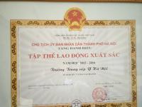 Kết quả đạt được sau 7 năm thầy và trò TCY Hà Nội phấn đấu